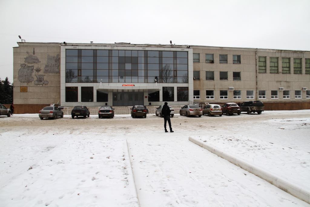 ВРыбинске насредства резервного фонда президента ремонтируютДК «Вымпел»