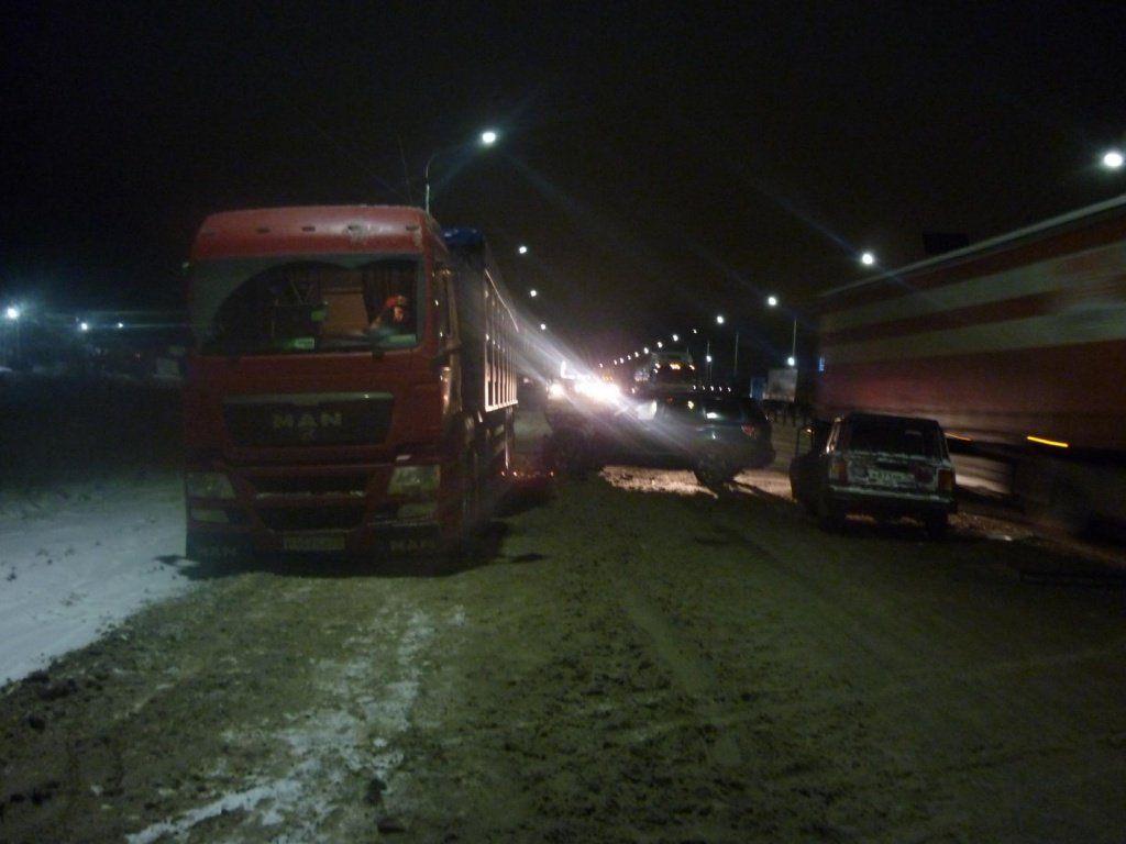 Врезультате дорожно-траспортного происшествия под Ярославлем пострадали два человека