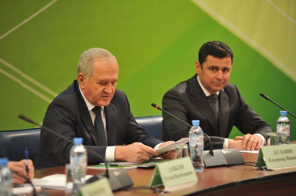 Владимир Якушев— среди лидеров «рейтинга влияния»