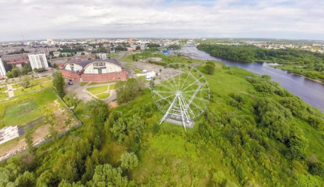 ВЯрославле установят самое высокое в Российской Федерации  колесо обозрения
