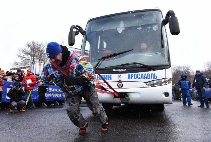 ВЯрославль приедут 12 сильнейших людей страны