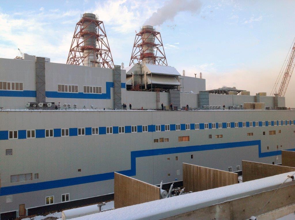 пользователей под ярославлем завершается строительство новой электростанции по адресу Размер