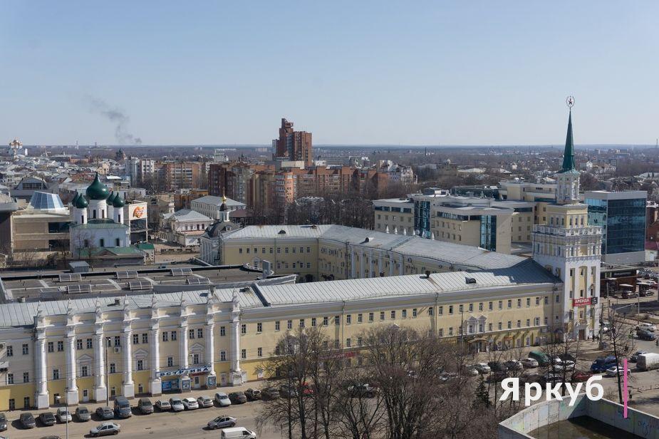 ВЯрославле снимают фильм «Один день Ивана Денисовича»