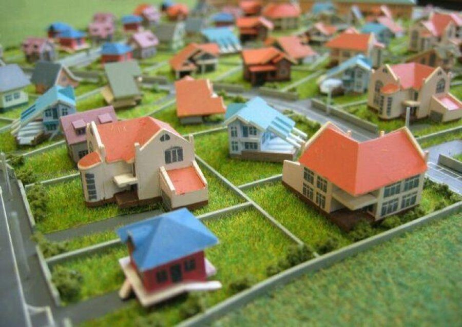 ипотека земельного участка без строений заметил
