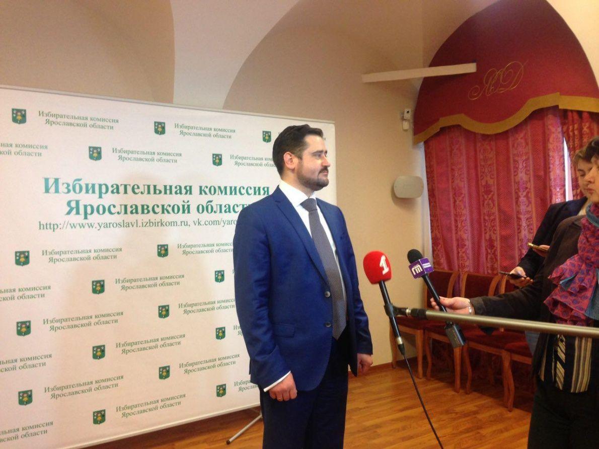 Работа КОИБов наизбирательных участках вЯрославской области восстановлена