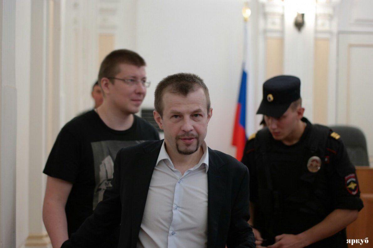 Прошение опомиловании экс-мэра Ярославля Евгения Урлашова рассмотрит региональная комиссия