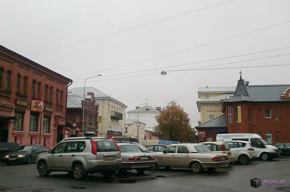 К осени 2015 года парковка в