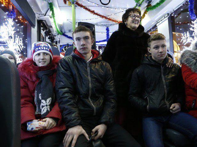 Ярославский «Волшебный троллейбус» отправился втестовый рейс