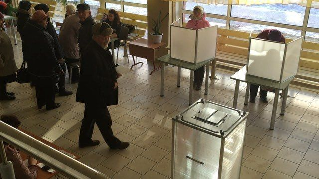 Для меня лично навыборах важны непроценты, апринципы— Дмитрий Миронов