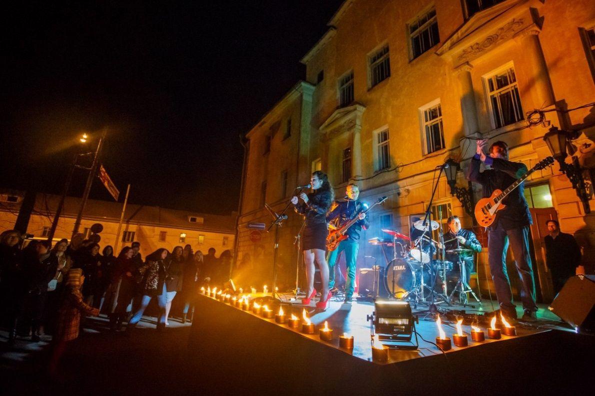 Донос нашум: вЯрославле сорвался ежегодный концерт группы «Волков Бэнд»