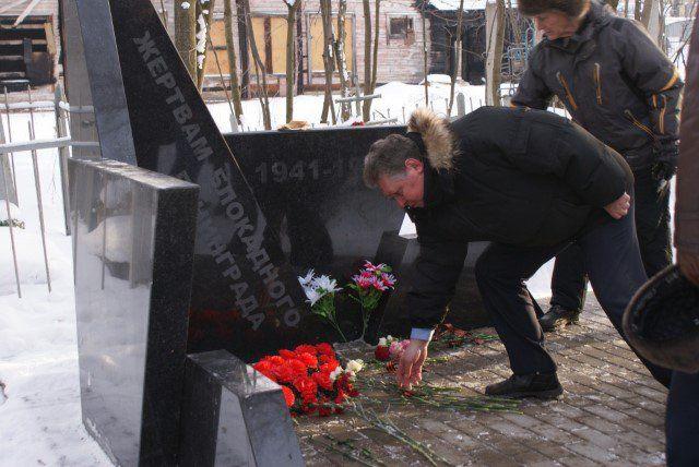 ВЗаксобрании Петербурга дали праздничный прием для граждан блокадного Ленинграда