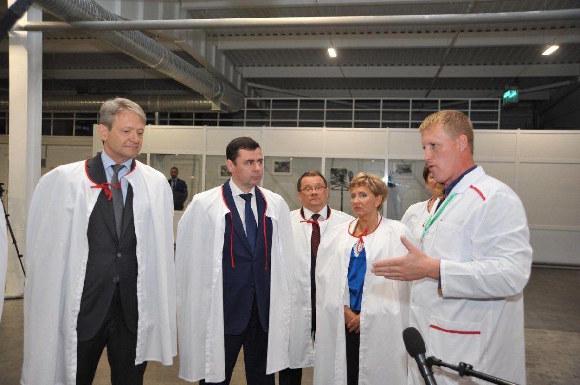 Министр сельского хозяйства оценил ярославские яйца