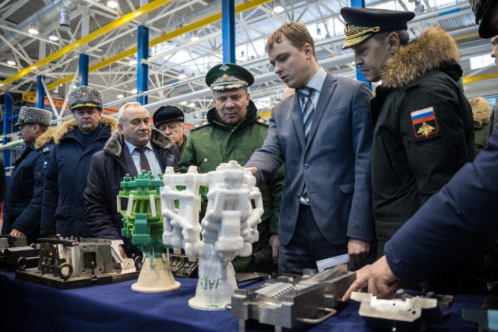 В Рыбинске запустят серийное производство уникальных для страны морских газотурбинных двигателей