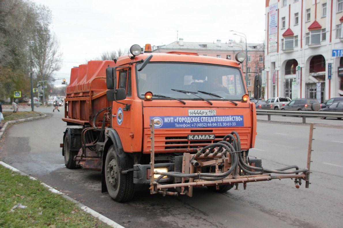 ВЯрославле истратят назакупку реагентов 50 млн руб.