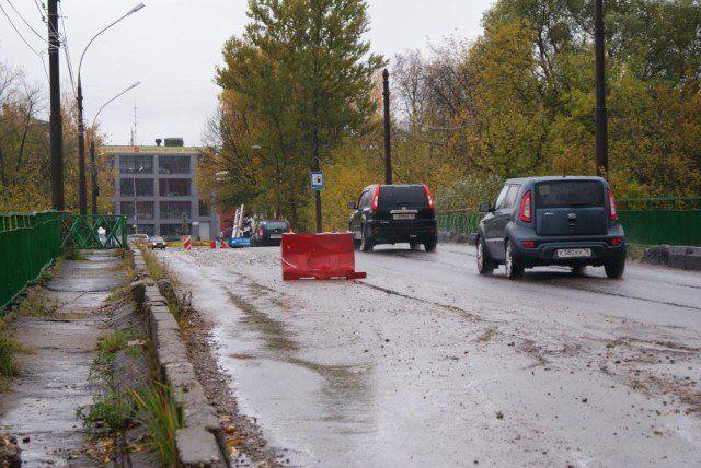 Мост через Которосль наКрасном Перекопе вЯрославле могут закрыть