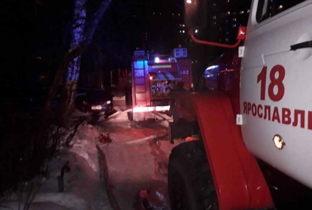 В Ярославле людей эвакуировали из многоэтажки: что произошло