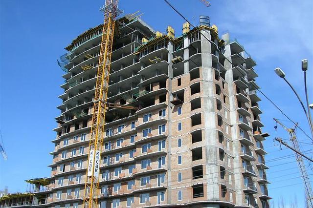 Возобновлено строительство пятиэтажного дома вКузнечихе