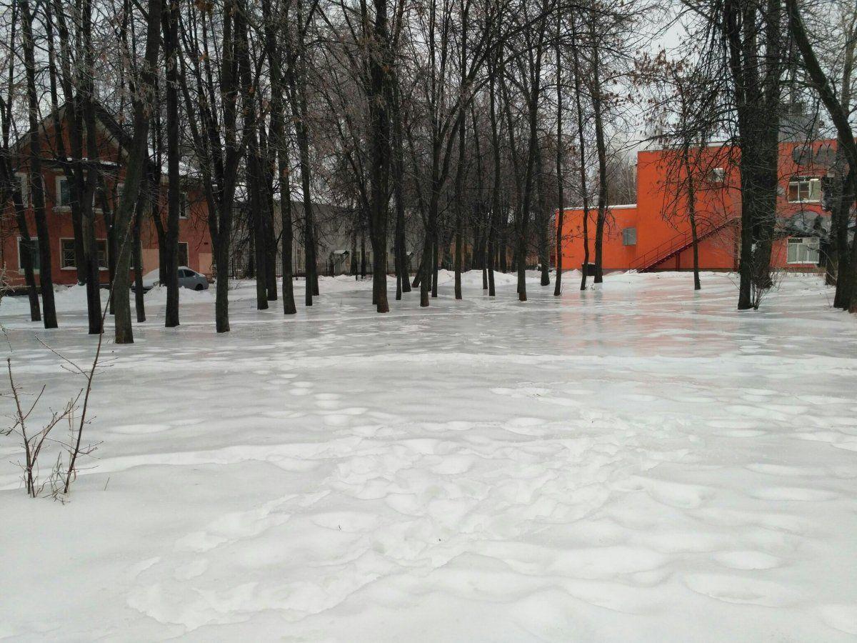 Минувшей ночью вЯрославле прошел ледяной дождь