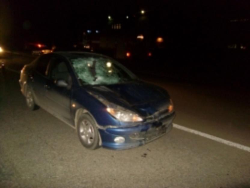 ВТутаевском районе под колесами автоледи умер пешеход