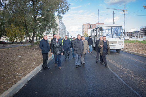 ВЯрославле состоялась проверка качества ремонта дорог: есть замечания