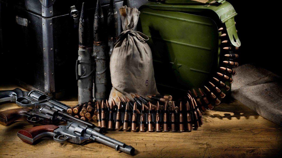 ВНекоузском музее хранилось нелицензированное оружие