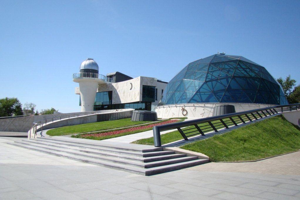 ВЯрославле открылся международный фестиваль «Отражение Вселенной»