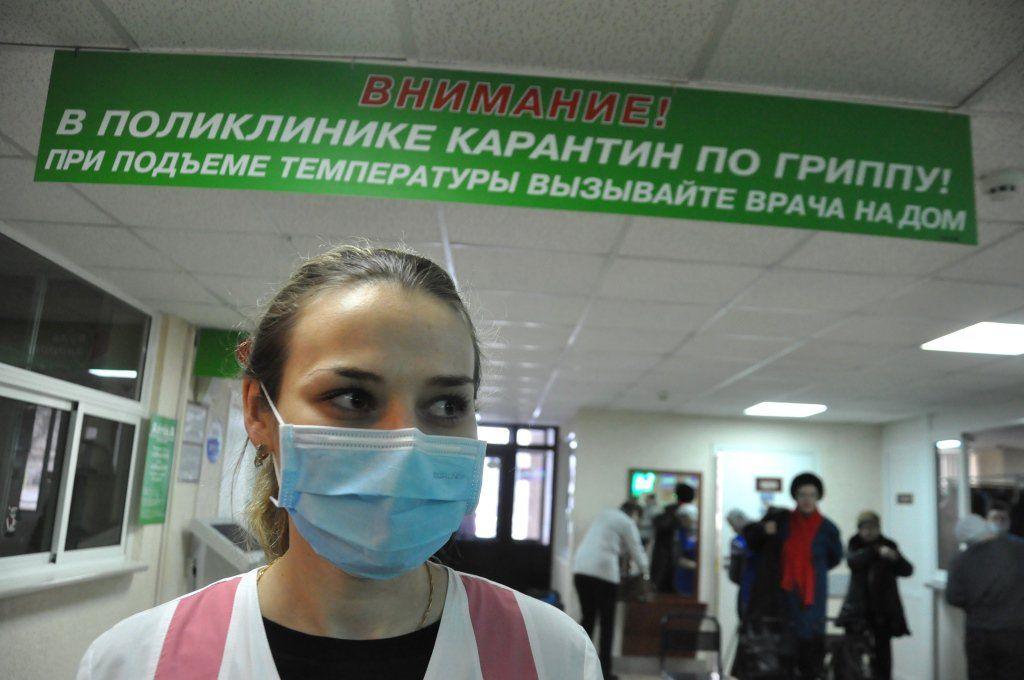 Целую школу вцентре Ярославля закрыли накарантин из-за инфекции