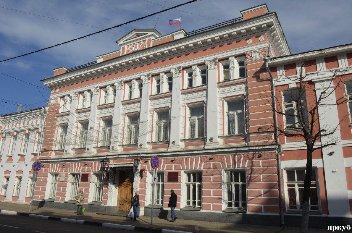 Из-за долгов мэрии был отключен свет нацентральной улице Ярославля