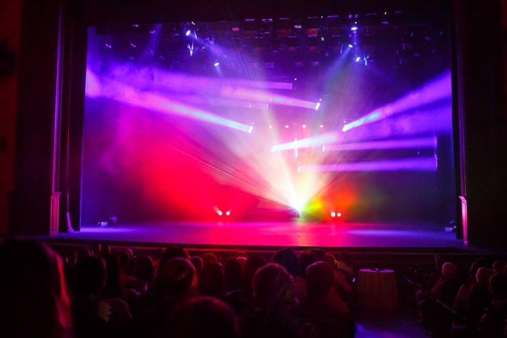 ВВолковском театре появилось новое освещение