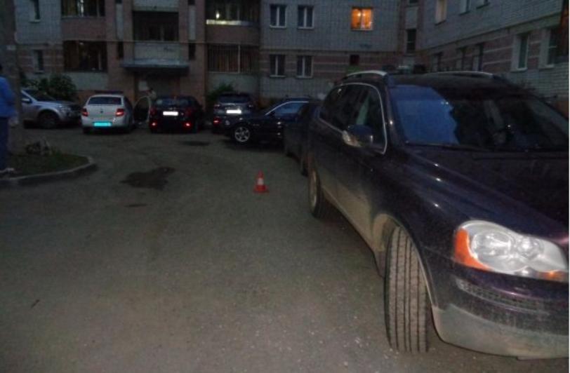 ВЯрославле «БМВ» сбил пятилетнего ребенка