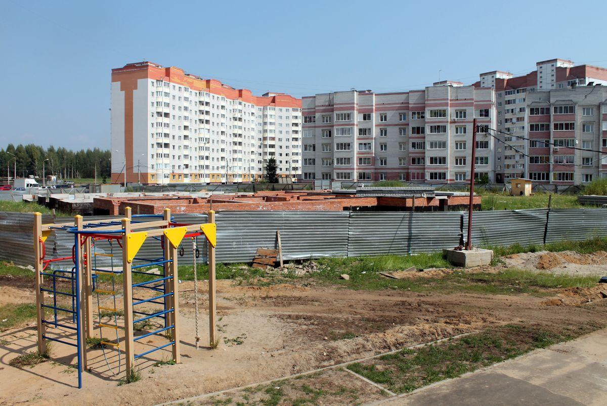 Генпрокуратура заинтересовалась срывом возведения 3-х детских садов вЯрославле