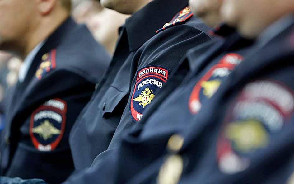 Полицейские задержали 2-х хулиганов снаркотиками