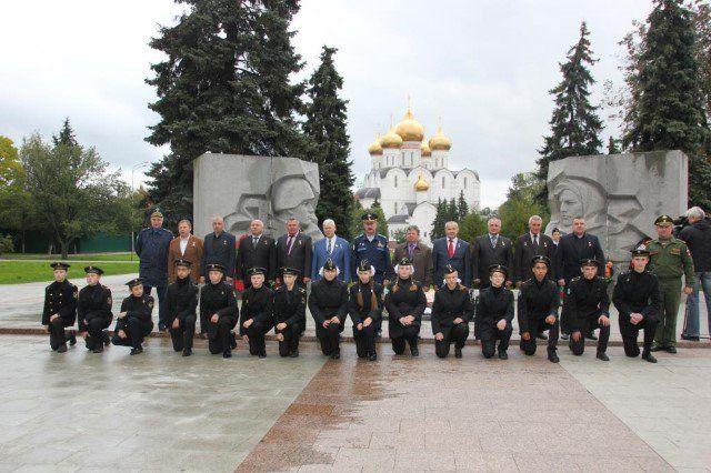 ВЯрославль прибыли участники акции «Вахта Героев Отечества»