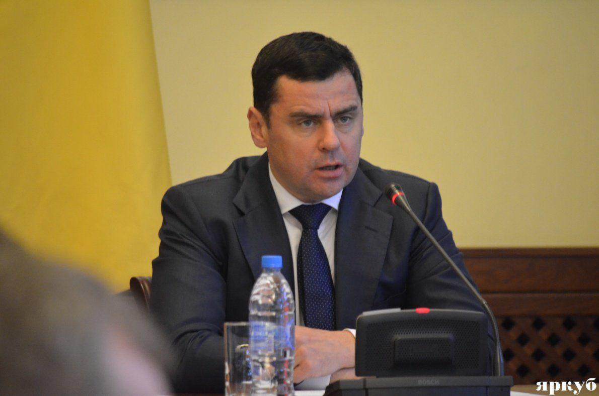 Заработок врио ярославского губернатора загод вырос на0,7 млн руб.