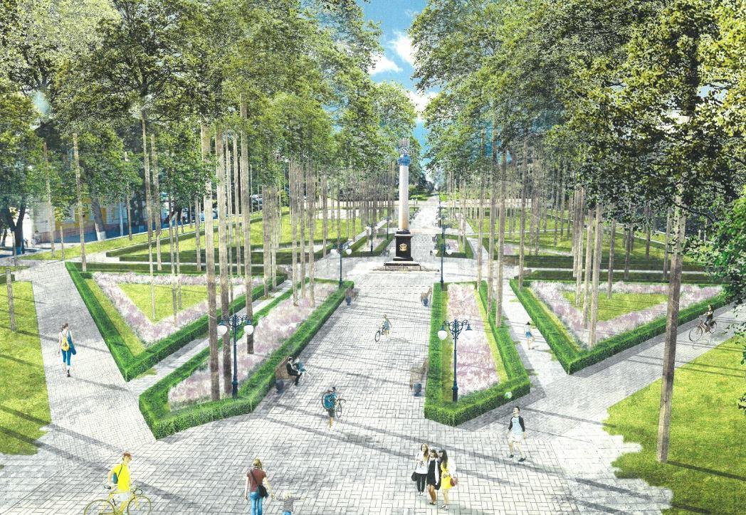 «Мыхотим наполнить Демидовский сквер новыми мыслями, сохранив историческую основу»— Михаил Кудряшов