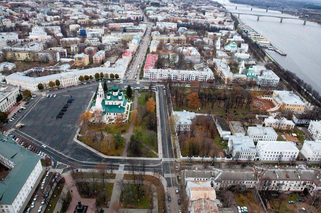 Денис Майданов выступит вЯрославле послучаю окончания реконструкции зоны ЮНЕСКО