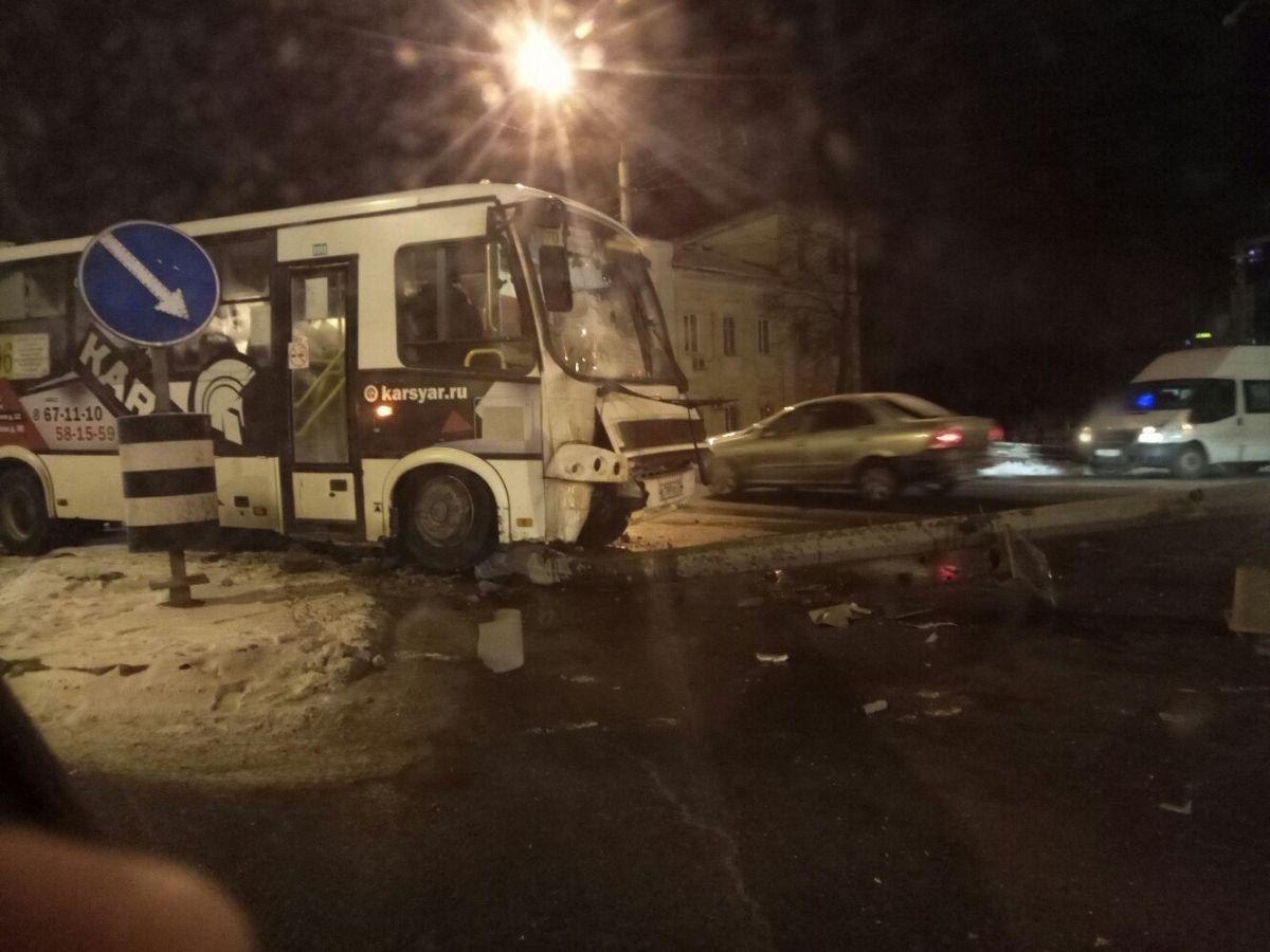 НаМосковском проспекте вЯрославле дорожная авария спровоцировала огромную пробку