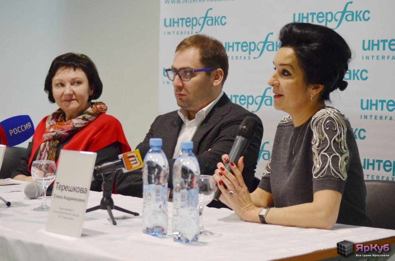 Дмитрий Коган: «Я рад, что фестиваль в честь Леонида Когана проходит в Ярославле»