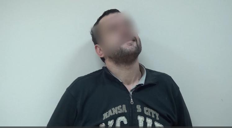ВБрагино мужчина сножом напал напрохожего