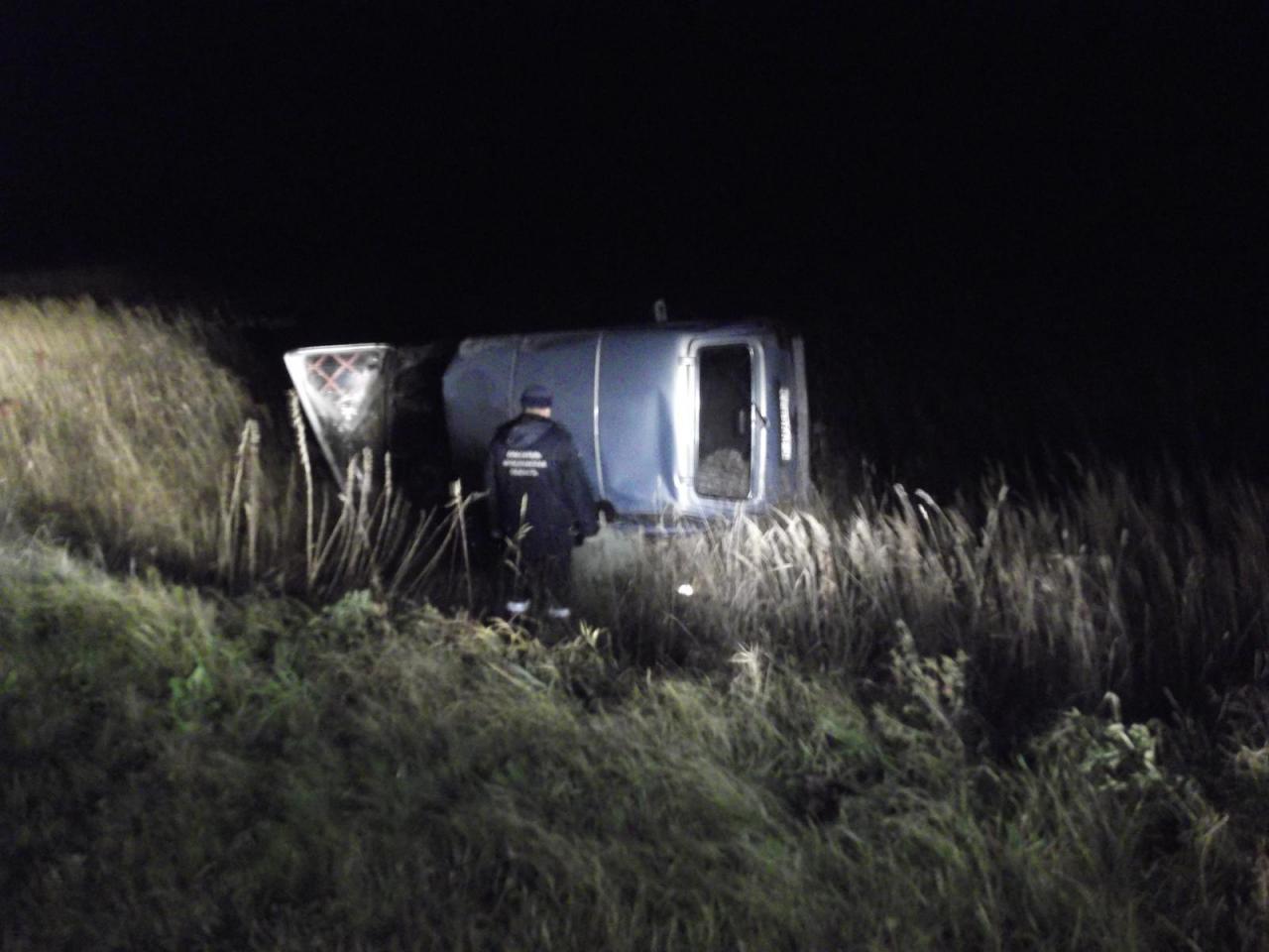 Житель Ярославской области погиб, слетев в кювет.