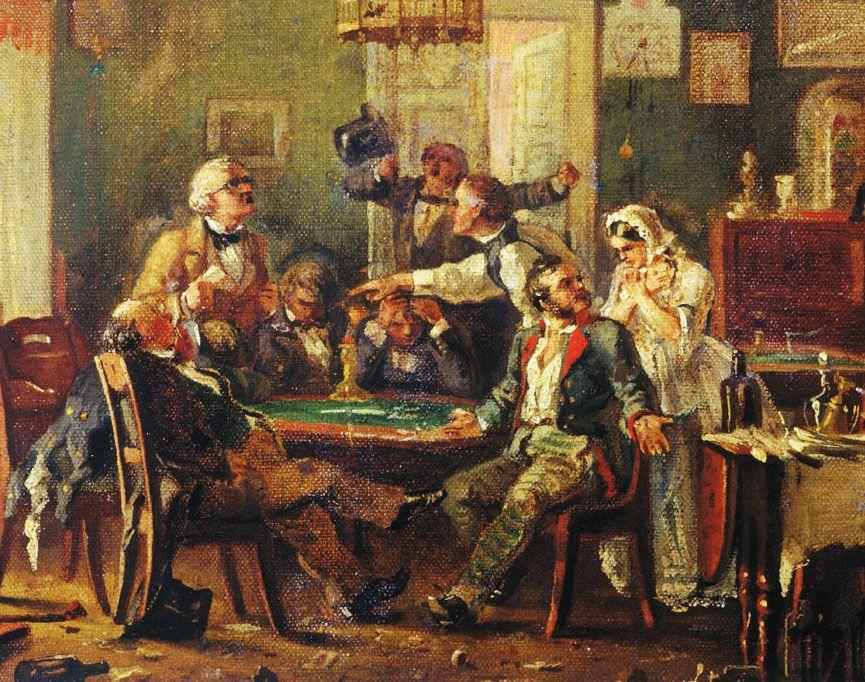Азартные игры 18 века кучка ревущие сороковые игровые автоматы играть бесплатно