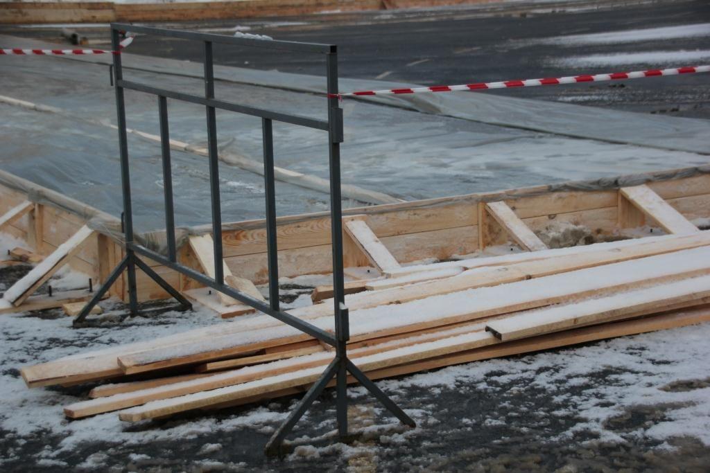 Немалый каток наСоветской площади Ярославля появится вконце декабря