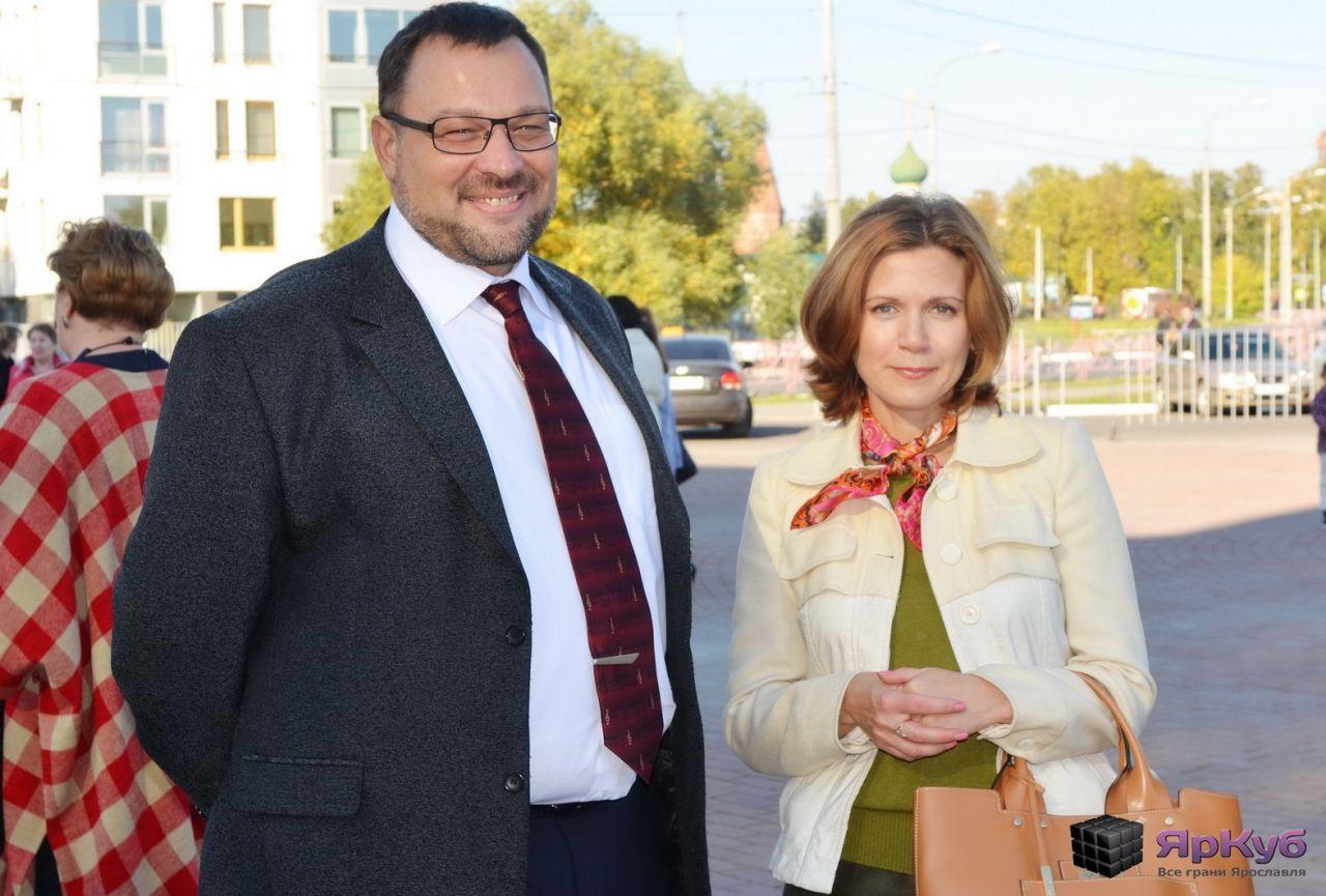 Директор КЗЦ «Миллениум» Игорь Сидоренко: «Гордимся названием, которое выбрали для нас ярославцы»