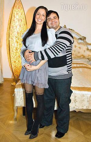реальное с женой фото