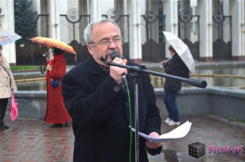 Лидер коммунистов Александр Воробьев: «Суд наказал депутата за исполнение им прямых обязанностей»