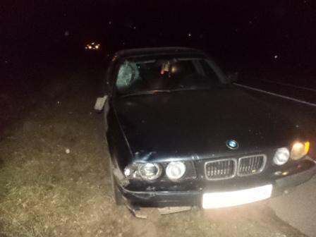 В Большесельском районе в ДТП погиб пешеход.