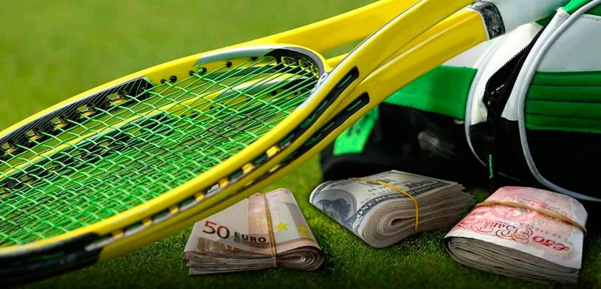 онлайн ставки в на теннис