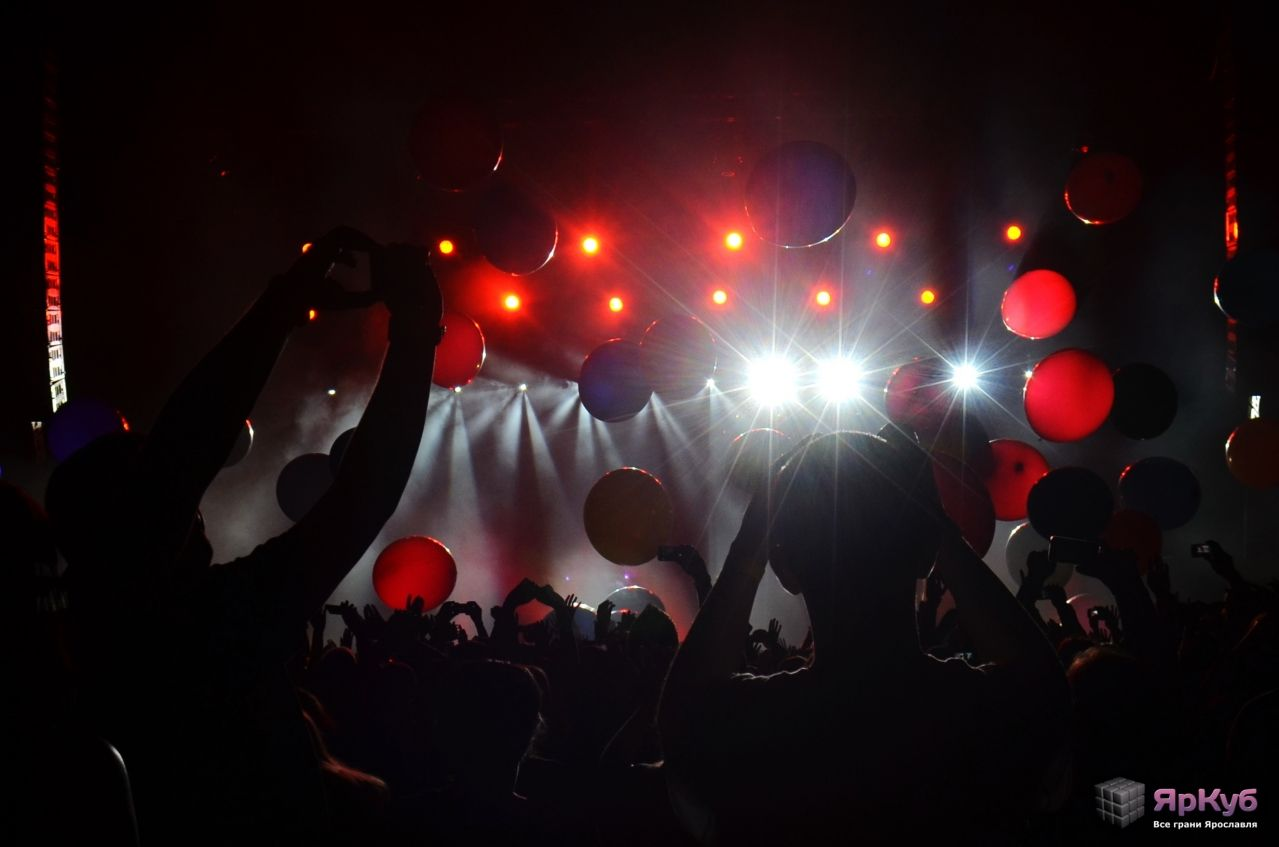 «30 Seconds To Mars» в Ярославле: любовь, вера и мечты Джареда лето и Ко